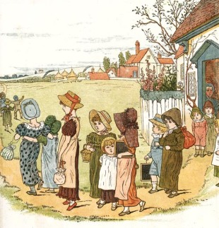 kate-greenaway-illustration